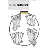 Butterick Patterns B4254 Size 6-8-10 Misses Stays and Corsets, Pack of 1, White
