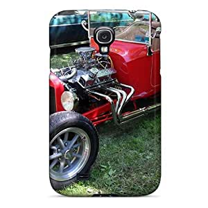 Hard Plastic Galaxy S4 Case Back Cover,hot Ford T Bucket Hot Rod Case At Perfect Diy