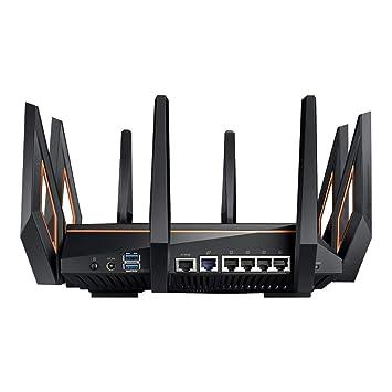 ASUS GT-AX11000 ROG rapto Wi-Fi 6 de Triple Banda Gaming ...