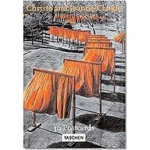 Christo: The Gates Postcard Book