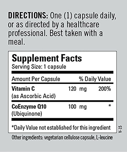 Metabolic Maintenance - CoQ10-100 mg Coenzyme Q10, 60 Capsules by Metabolic Maintenance (Image #5)