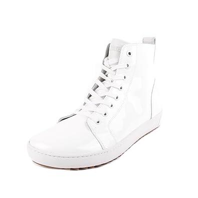 482cf27c5182ee BIRKENSTOCK Bartlett Ladies NL Lack White  Amazon.de  Schuhe ...