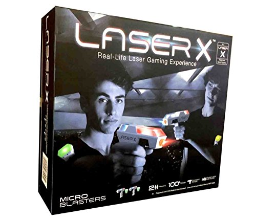 Laser X Two Player Gaming Set