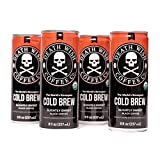 Death Wish Coffee, Cold Brew Cans, The World's Strongest...