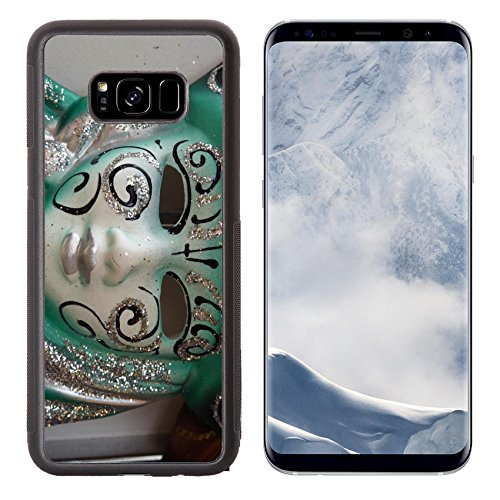 Ideas For European Costumes - Liili Premium Samsung Galaxy S8 Plus Aluminum Backplate Bumper Snap Case Venetian carnival mask IMAGE ID 11804089