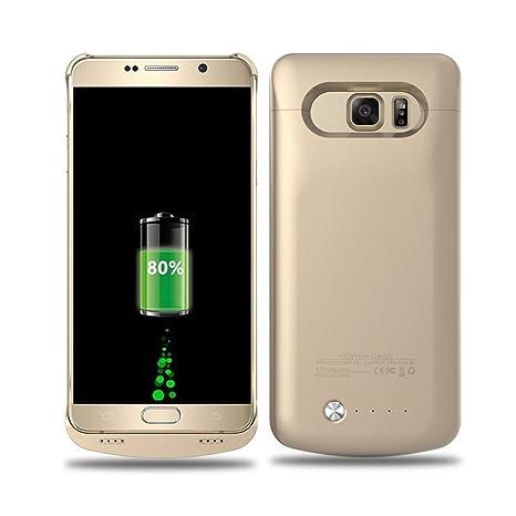 Galaxy S6 EDGE PLUS funda - topyart externa recargable funda ...