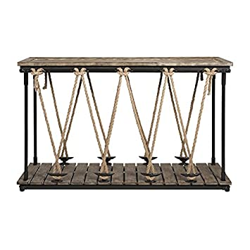 IMAX 47535 Astern Rope Console Side Table