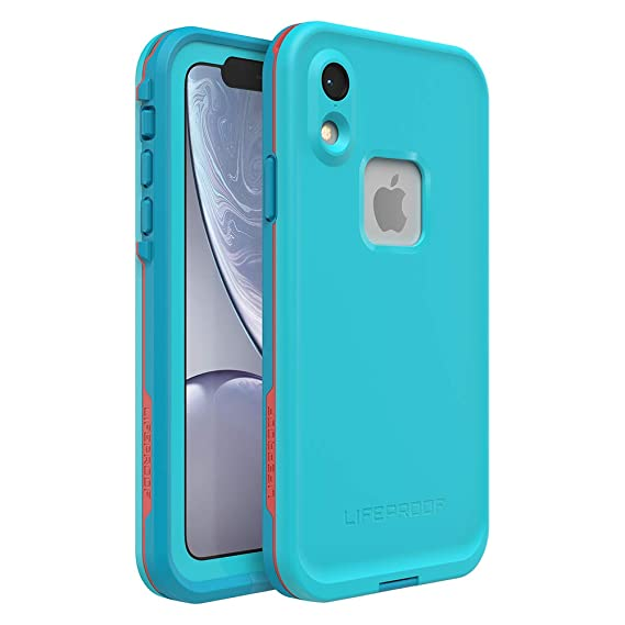 huge discount cd11a 95604 LifeProof Fre iPhone XR Boosted (Blue/Ocean) (7759930)