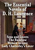 The Essential Novels of D H Lawrence, D. H. Lawrence, 1604596422