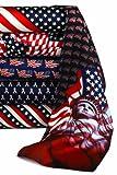 Patriotic Silk Scarves