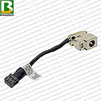Original DC power jack cable wire for HP DV7 TPN-W109  678225-SD1 10-pins 120W