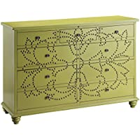 Stein World Furniture Ian Accent Chest, Light Green