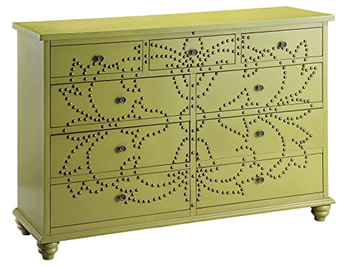 Stein World Furniture Ian Accent Chest, Light Green ()