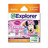 LeapFrog Disney Minnies Bow-tique Super Surprise Party Learning Game (for LeapPad Platinum, LeapPad Ultra, LeapPad1, LeapPad2, LeapPad3, Leapster Explorer, LeapsterGS Explorer)