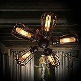 Hampton Bay Metro 54 In Indoor Outdoor Rustic Copper