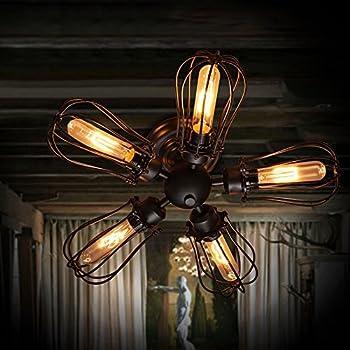 Metropolitan Modern Double Ceiling Fan In Oil Rubbed