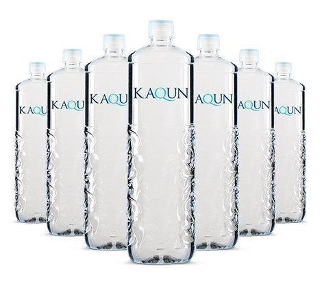 KAQUN WATER 12 pack, Oxygenated, Refreshing, pronounced Cocoon by Kaqun
