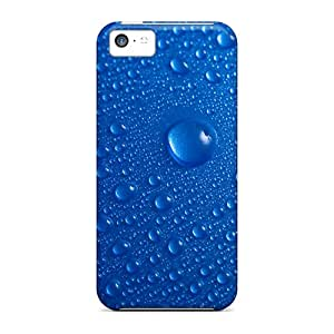New Snap-on BrandiKCagle Skin Case Cover Compatible With Iphone 5c- Water Drops