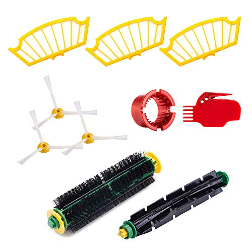 Replacement Accessories for irobot Roomba 500 Series  530, 532, 535, 540, 560, 562, 570, 580 series vacuums Cleaning Robots. (Except 510 537 550 551 555 561 564 575 585 589 595)