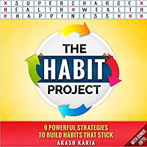 The Habit Project Audiobook