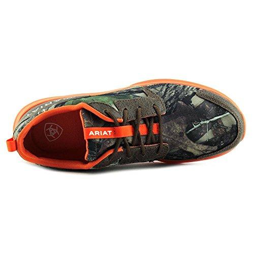 Ariat Fuse Jeunesse US 2.5 Brun Chaussure de Course UK 1.5 EU 33