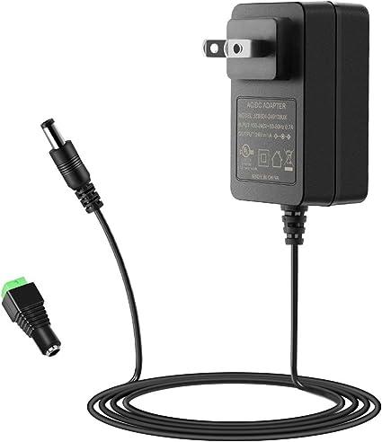 Brand New US Plug AC100-240V to DC 24V 0.5A 5.5x2.1mm Power Adapter Converter