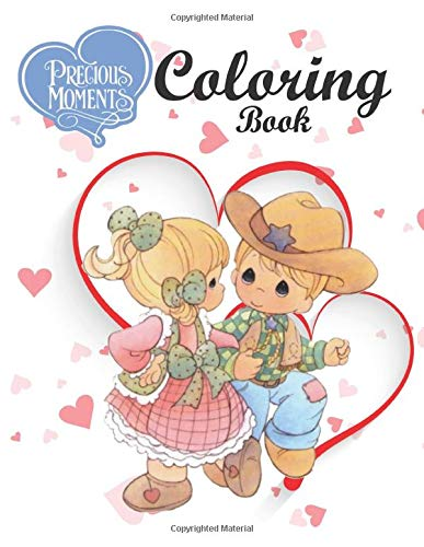 Free Printable Precious Moments Coloring Pages For Kids | 500x387
