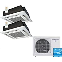 Thermocore T32DC-H224-C 12X2 Ductless Mini Split, Large, White