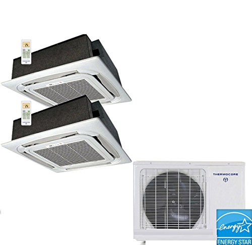 Thermocore T323D-H248 18X2 T3 Mini Split Air Conditioner, White by Thermocore