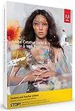Adobe Creative Suite 6  Design and Web Premium, Student and Teacher Version (PC)