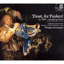 J.S. Bach: Secular Cantatas BWV 207 & 214