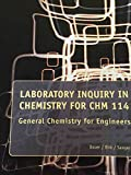 img - for Laboratoty Inquiry in Chemistry for CHM 114 book / textbook / text book