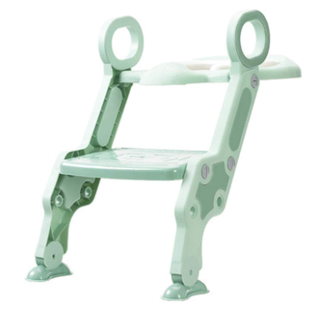 Children's Toilet Ladder, Detachable Adjustable Potty Training Stool for 1-6 Year Old Boys and Girls