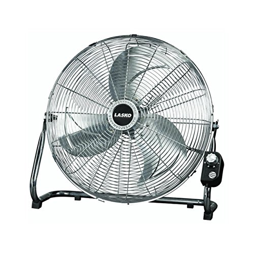 Lasko 2250QM 20 inches Max Performance High Velocity Floor Fan 3-Pack