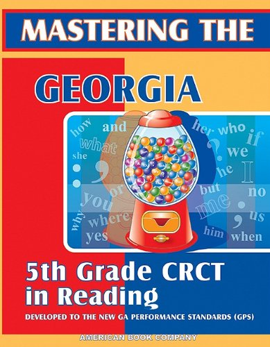 Mastering the Georgia 5th Grade CRCT in Reading ebook
