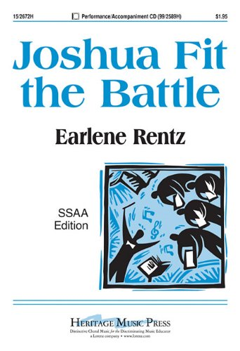 Read Online Joshua Fit the Battle PDF