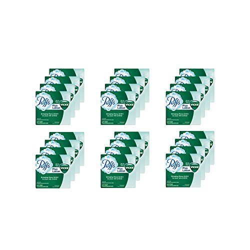 th Vicks Facial Tissues, 24 Cubes, 48 Tissues per Cube (Packaging May Vary) ()