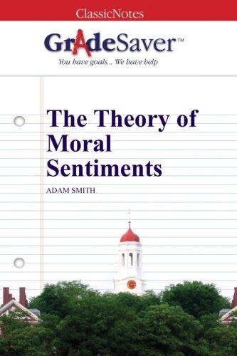 adam smith moral sentiments summary