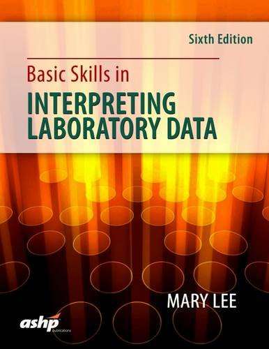 Basic Skills In Interpreting Lab.Data