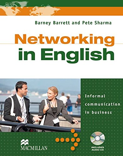Business Skills: Networking in English: Informal communication in business / Student's Book with Audio-CD