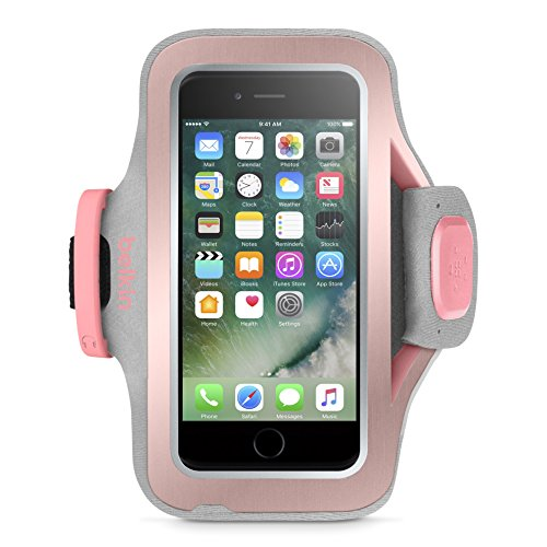 Belkin Sport Fit Armband iPhone Rose