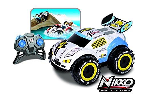 Nikko Radio Control Nano VaporizR 2 Car (Blue): Amazon.co.uk: Toys