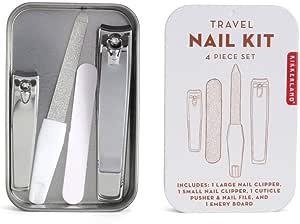 Kikkerland Travel Nail Kit
