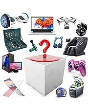 Mystery Box Elektronisk,Överraskningslåda,Överraskningspresentlåda Som Kan Öppna En Eller Flera Elektroniska Produkter Slumpmässigt