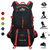 Huwaijianfeng Hiking Backpack 50L Waterproof Backpack...