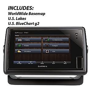 GARMIN 010-01102-00 / Garmin GPSMAP® 741 Chartplotter by Garmin