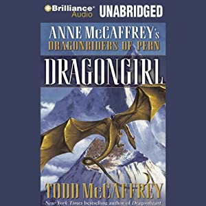 Dragongirl Audiobook