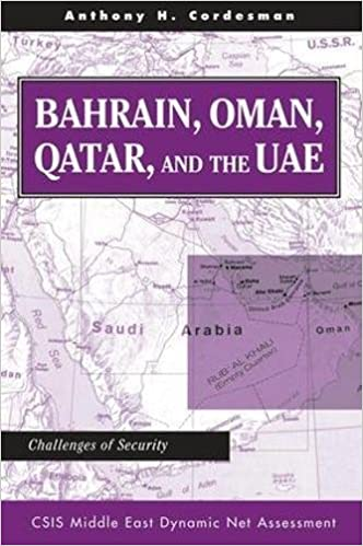Bahrain, Oman, Qatar, And The Uae: Challenges Of Security (Csis Middle East Dynamic Net Assessment)