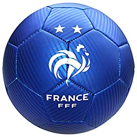 French Football Team FFF – Official Mini Size 2 Soccer Ball