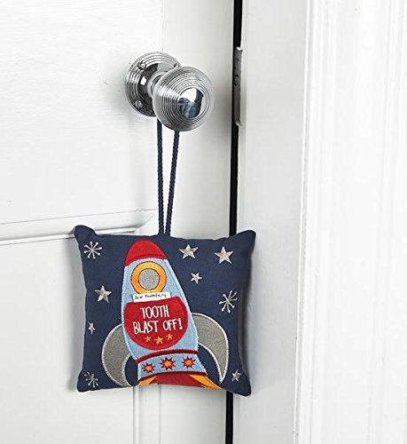 Tooth Fairy Cushion Rocket ()